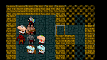 Dungeon Crawl 2D